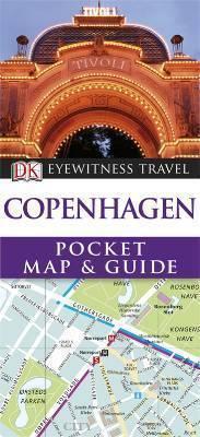 KOPENHAGA Pocket Map and Guide - przewodnik i mapa DK