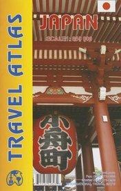 JAPONIA ATLAS SAMOCHODOWY 1:850 000 ITMB