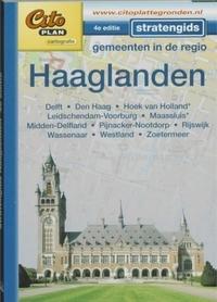 HAGA Haag plan miasta 1:12 500 CITO
