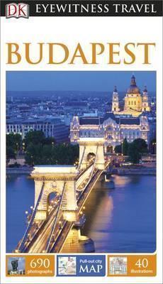 BUDAPESZT BUDAPEST przewodnik turystyczny DK 2015