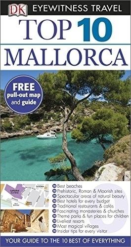 MAJORKA MALLORCA przewodnik TOP 10 DK 2015