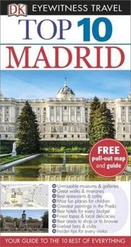 MADRYT MADRID przewodnik TOP 10 DK