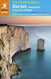 DORSET HAMPSHIRE & THE ISLE OF WIGHT przewodnik ROUGH GUIDE 2013