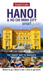 HANOI & HO CHI MINH CITY przewodnik INSIGHT SMART GUIDE 2012