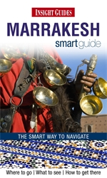 MARRAKESH MARAKESZ przewodnik INSIGHT SMART GUIDE 2012