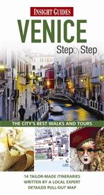 WENECJA przewodnik INSIGHT STEP BY STEP 2013
