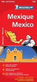 MEKSYK mapa samochodowa 1:2 250 000 MICHELIN