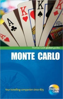 MONTE CARLO przewodnik THOMAS COOK