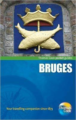 BRUGES przewodnik THOMAS COOK