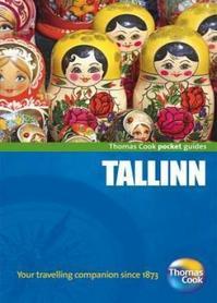 TALLINN TALIN przewodnik THOMAS COOK