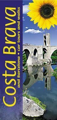 COSTA BRAVA I BARCELONA przewodnik turystyczny SUNFLOWER