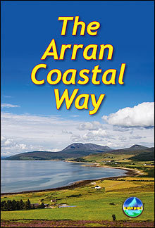 The Arran Coastal Way przewodnik Rucksack Readers