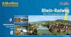 REN DROGA ROWEROWA cz.1 Rhein-Radweg 1 trasa rowerowa BIKELINE