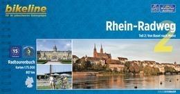 REN DROGA ROWEROWA cz.2 Rhein-Radweg 2 trasa rowerowa BIKELINE