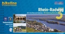 REN DROGA ROWEROWA cz.3 Rhein-Radweg 3 trasa rowerowa BIKELINE