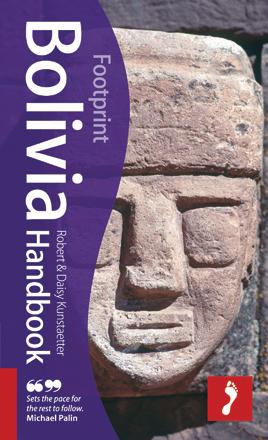 BOLIWIA przewodnik turystyczny FOOTPRINT