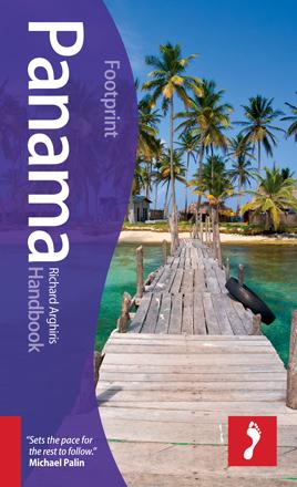 PANAMA przewodnik turystyczny FOOTPRINT