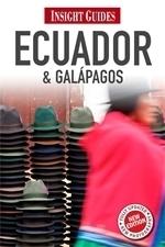 EKWADOR I GALAPAGOS przewodnik Insight Guides 2013