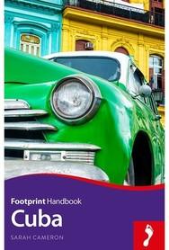 KUBA przewodnik turystyczny FOOTPRINT 2016
