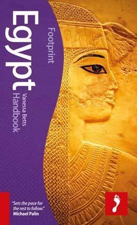 EGIPT przewodnik turystyczny FOOTPRINT