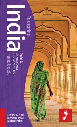 INDIE przewodnik turystyczny FOOTPRINT