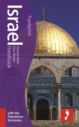 IZRAEL przewodnik turystyczny FOOTPRINT
