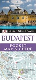 BUDAPESZT Pocket Map and Guide - przewodnik i mapa DK 2015