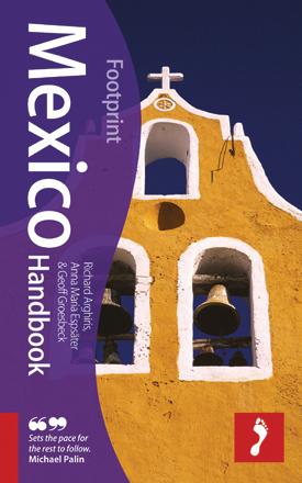 MEKSYK przewodnik turystyczny FOOTPRINT