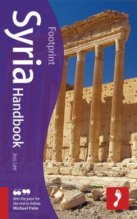 SYRIA przewodnik turystyczny FOOTPRINT