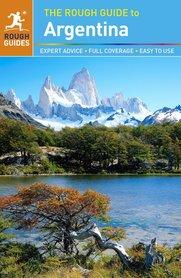 ARGENTYNA 5 przewodnik ROUGH GUIDES 2013