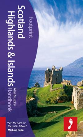 SCOTLAND HIGHLAND & ISLANDS przewodnik turystyczny FOOTPRINT