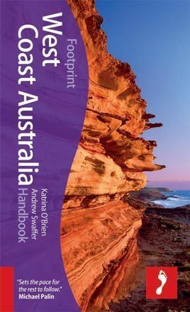 AUSTRALIA ZACHODNIE WYBRZEŻE przewodnik turystyczny FOOTPRINT