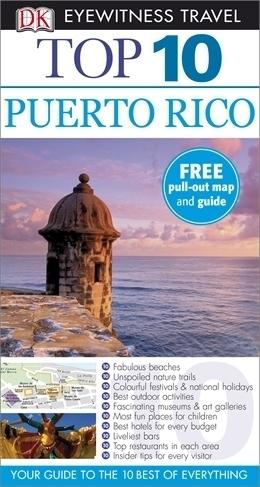 PORTORYKO PUERTO RICO przewodnik TOP 10 DK ang