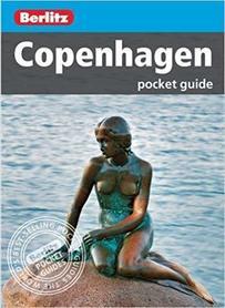 KOPENHAGA pocket guide przewodnik BERLITZ