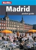 MADRYT pocket guide przewodnik BERLITZ 2013