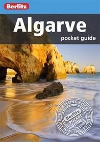 ALGARVE pocket guide przewodnik BERLITZ 2013