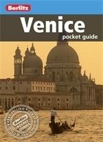 WENECJA pocket guide przewodnik BERLITZ 2013