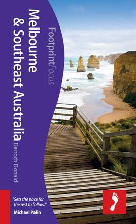 MELBOURNE I POŁUDNIOWO WSCHODNIA AUSTRALIA przewodnik turystyczny FOCUS FOOTPRINT
