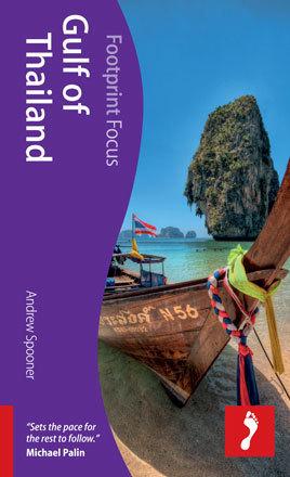 ZATOKA TAJLANDZKA przewodnik turystyczny FOCUS FOOTPRINT