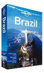 BRAZYLIA przewodnik LONELY PLANET 2013