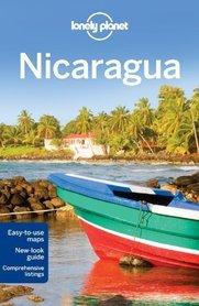 NIKARAGUA 3 przewodnik LONELY PLANET