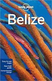 BELIZE 5 przewodnik LONELY PLANET 2013