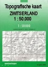 244 ESCHOLZMATT mapa topograficzna 1:50 000 SWISSTOPO