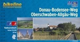 DONAU-BODENSEE-Radweg, Oberschwaben-Allgau-Weg przewodnik BILELINE