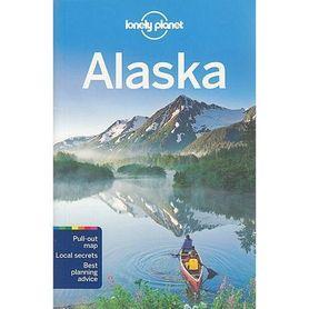 ALASKA przewodnik LONELY PLANET