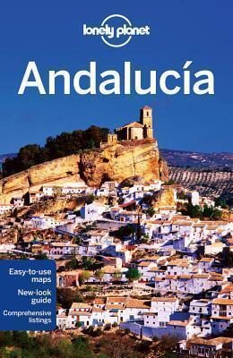 ANDALUZJA ANDALUCIA przewodnik LONELY PLANET