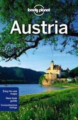 AUSTRIA przewodnik LONELY PLANET