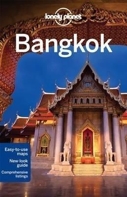 BANGKOK przewodnik LONELY PLANET 2014