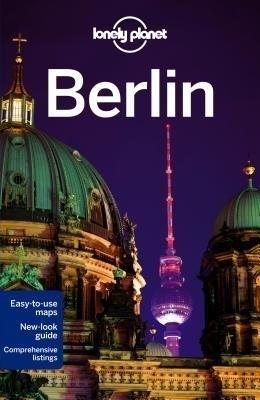 BERLIN przewodnik LONELY PLANET 2015