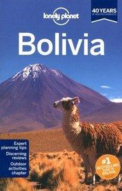 BOLIWIA 8 przewodnik LONELY PLANET 2013